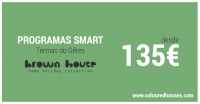 Smart Programs- Termas do Gerês (Natural Spa) and Equidesafios -Sports, Leisure and Adventure
